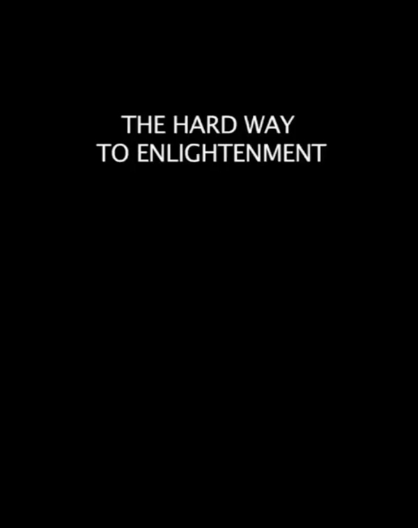 Stephan Dillemuth - The Hard Way to Enlightenment