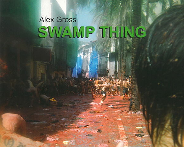 Alex Gross - Swamp Thing